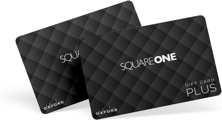 Square One gift cards